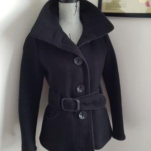 Soia & Kyo size small flattering coat